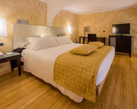 Visit Turin and stay at the Best Western Crystal Palace Hotel