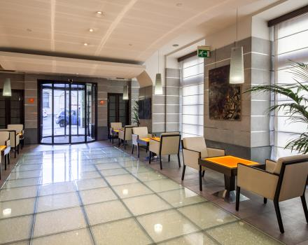 The Best Western Crystal Palace Hotel is the ideal place for your stay in Turin