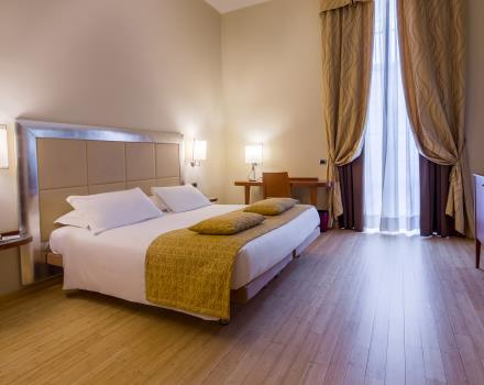 Are you looking for comfort and hospitality for your stay in Turin? Choose the Best Western Crystal Palace Hotel