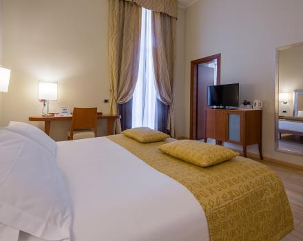 The Best Western Crystal Palace Hotel offers you a pleasant and comfortable stay in Turin
