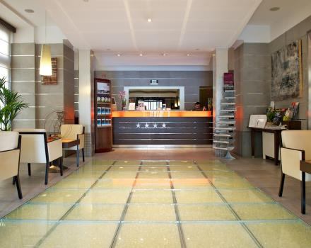Best Western Crystal Palace Hotel offers a pleasent stay ideal when visiting Turin