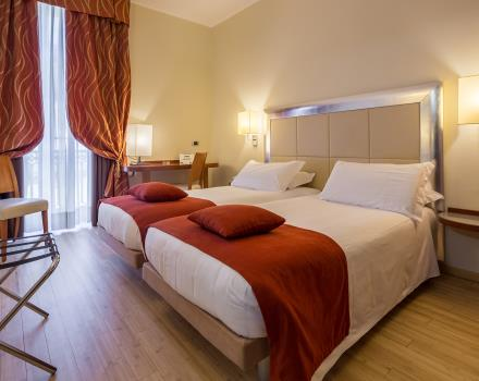 Visit Turin and stay at the Best Western Crystal Palace Hotel near Porta Nuova railway station