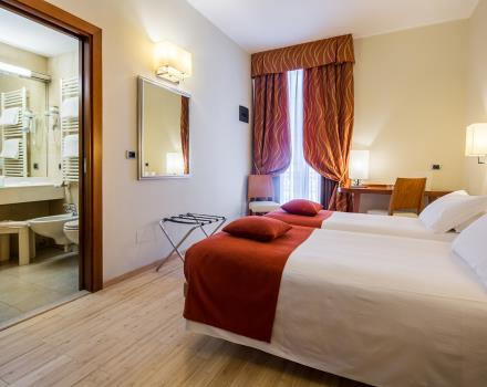 Discover the convenience of Best Western Crystal Palace Hotel in Turin