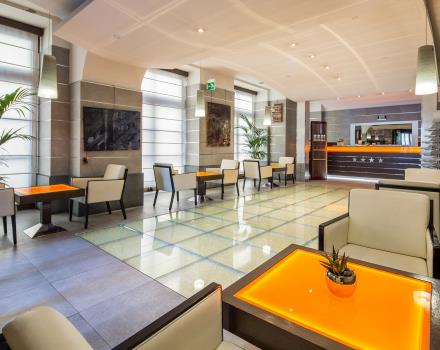 Choose Best Western Crystal Palace Hotels near Porta Nuova railway station and the city centre