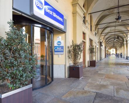 Make a reservation at the Best Western Crystal Palace Hotel: your unforgettable stay in Turin