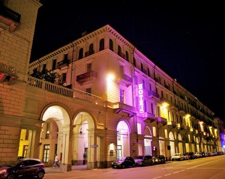 Best Western Crystal Palace Hotel is the ideal place for your holiday/vacation in Turin